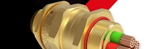 Futureproof your project with peppers eco-brass cable glands